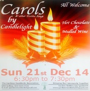 Carols by Candlelight and other Festive Songs