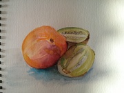 Drop-in Watercolour Classes at Lordship Hub