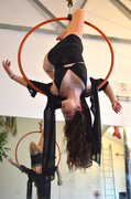 Arena Aerial presents: Aerial dance workshop - Sound and music on aerial equipment, with Gaby Fleming £20