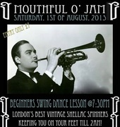 Mouthful O' Jam