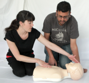 FREE Emergency First Aid for Noel Park residents