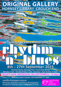 Last chance to see: Rhythm 'n Blues - EFO Artists' Show 2015