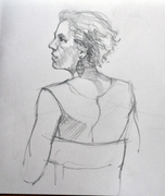 Figure Drawing/Painting Class - Every Tuesday evening