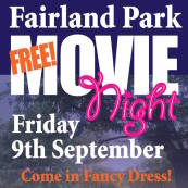 Fairland Park Movies this Friday!