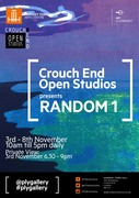 Crouch End Open Studios  presents Random 1 -a group of six artists