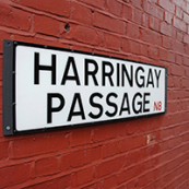 Friends of Harringay Passage Meeting March 2017