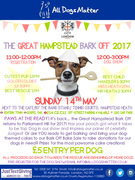 The Great Hampstead Bark Off - All Dogs Matter