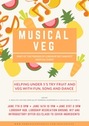 Musical Veg - Healthy Eating and Music Classes for Under 5s