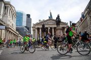 Haringey Led Ride into RideLondon FreeCycle