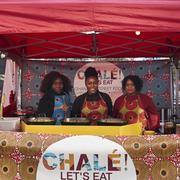 Tottenham Social w Chale Let's Eat (Ghanaian)