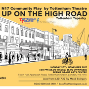 Tottenham Theatre: Up on the High Road