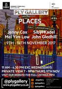 'PLACES' group art exhibition