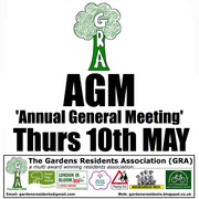 18th AGM  of the Gardens Residents Association (GRA)