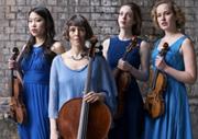 Bloomsbury Quartet play Beethoven, Schubert and Britten