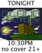 "Cloud Factory ""It's All In The Balance"""