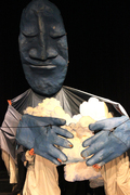 """Bread & Puppet Theater's 50th anniversary events in the Cyclorama: """"The Possibilitarians"""" and """"Dead Man Rises"""" w/ """"The Circus of the Possibilitarians"""" and more!  -- Jan. 21-27, 2013"""