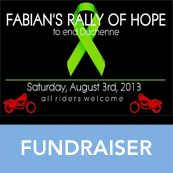 Fabian's Rally of Hope to end Duchenne