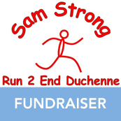 Sam Strong Run 2 End Duchenne