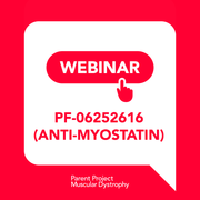 Webinar: PF-06252616 (Anti-Myostatin) - Scientific Rationale and Phase 2 Clinical Trial Design
