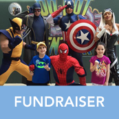 Aaden's Heroes Halloween Bash to End Duchenne