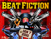 BEAT FICTION: Pulp Fiction Beat Battle and Canned Food Drive for Glide Memorial