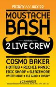 2 LIVE CREW - COSMO BAKER / HOTTUB + more! (RSVP TO WIN TICKETS)