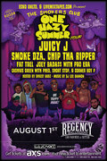 Smoker's Club ft. Juicy J, Smoke DZA, Fat Trel and Joey BadA$$ (WIN TICKETS)