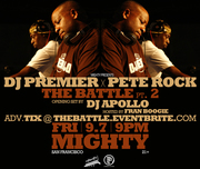 DJ Premier vs. Pete Rock: The Battle pt. 2