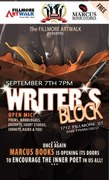 WRITER'S BLOCK OPEN MIC (2012 Independent Artist Week)