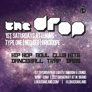 THE DROP: 1st Saturday's at Luka's (Oakland)