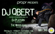 PROPR presents DJ Qbert