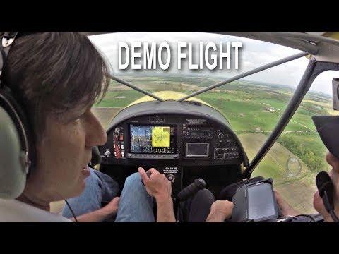 Demo Flight: Zenith STOL CH 750 light sport aircraft