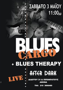 Blues Cargo + Blues Therapy Live at After Dark