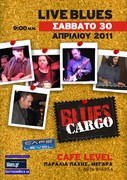 Blues Cargo Live at LEVEL CAFE
