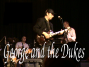GEORGE AND THE DUKES WITH FASCINATING BLUES @ LAZY CLUB.