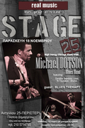 "Michael Dotson Band Live at Stage 25 Opening Act ""Sound Pills"""