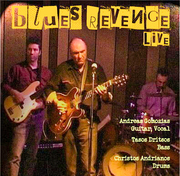 Blues Revenge Live @ Beton 7