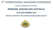 6th International Symposium in Brisbane