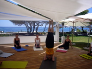 Yoga-On-Formentera: Gecko Beach Club