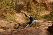 Yoga Safari in Indien
