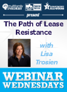 The Path of Lease Resistance