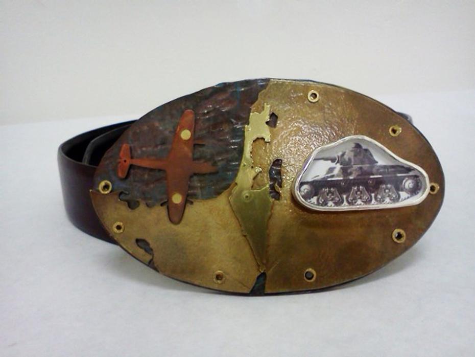 Ben-Gurion buckle