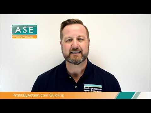Profit By Action Quick Tip: Prospecting Maximizing Referrals