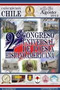 CONGRESO UNIVERSAL DE POESÍA HISPANOAMERICANA CUPHI II