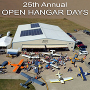 25th Annual Zenith OPEN HANGAR DAY and builder fly-in gathering