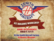 Zenith Factory Workshop: July 12 & 13, 2018
