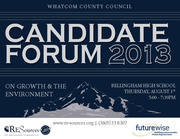 CANCELED: Candidate Forum on Growth & the Environment