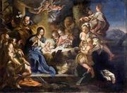 SIMONE VENTURA pittore ibleo del settecento