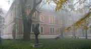 Градската галерия - в мъгла, нов вид
