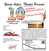 Young Actors' Theatre 10th Celebration